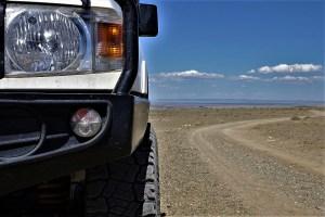 Landcruiser in Mongolia