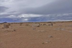Stone Desert Mongolia