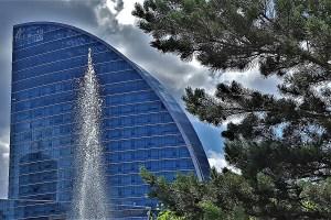 Blue-Sy-Tower Ulaanbaatar