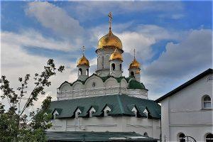 Russian Orthodox Church in Barnaul
