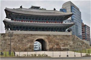 Namdaemun (Sungnyemun) Tor, Seoul