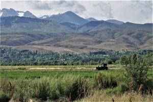 Berge in Kirgistan