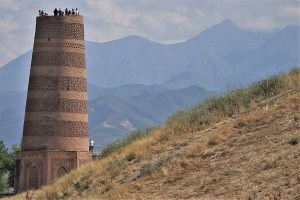 Burana Turm, Kirgistan