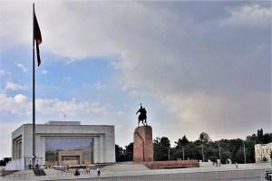 Ala-Too Platz Bischkek