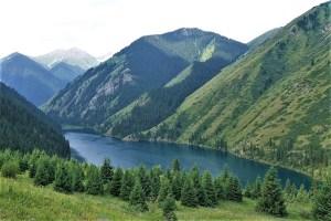 Kolsay Lake Kazakhstan
