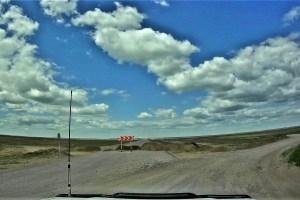 Auf dem Weg nach Astana