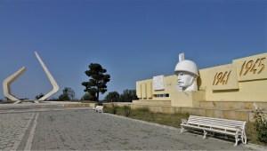 Kriegerdenkmal Ganja, Aserbaidschan