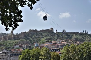 Nariqala Festung Tbilissi, Georgien