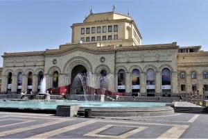 Historisches Museum Eriwan, Armenien