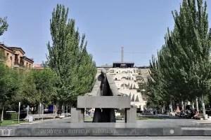 Yerevan Cascade Complex, Armenia