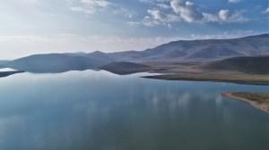 Spandarian Reservoir, Armenien