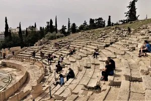 Theatre of Dionysus Athens, Greece