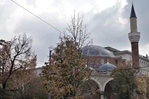 Banya Bashi Mosque Sofia, Bulgarien