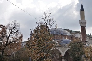 Banja Baschi Moschee Sofia, Bulgarien