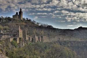 Zarewez Festung und Kathedrale des Patriarchen, Weliko Tarnowo, Bulgarien