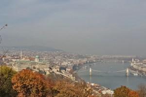 Burgviertel Budapest, Ungarn