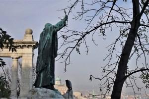 Gellert Statue Budapest, Ungarn