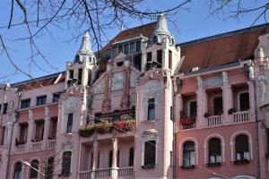 Haus in Debrecen, Ungarn