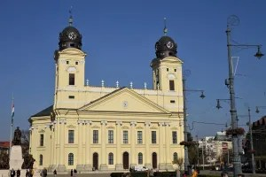Great Reformed Church in Debrecen, Hungary