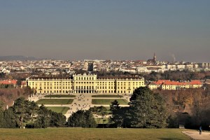 Schloss Schönbrunn Wien, Österreich