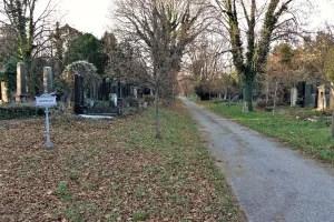 Central Cemetery Vienna, Austria