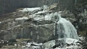 Waterfalls Krimml, Austria