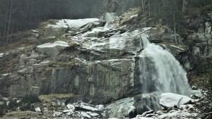 Wasserfall Krimml, Österreich