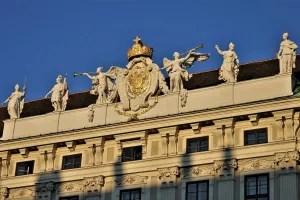 Hofburg Vienna, Austria