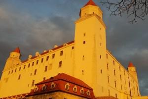 Burg Bratislava, Slowakei