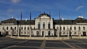 Palais Grassalkovich Bratislava, Slowakei