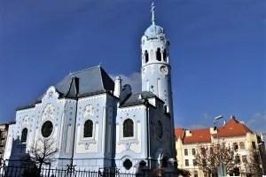 Church of St. Elizabeth Bratislava, Slovakia