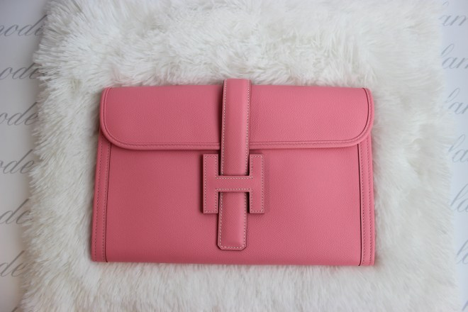 Hermes jige 29 pink Confetti.JPG