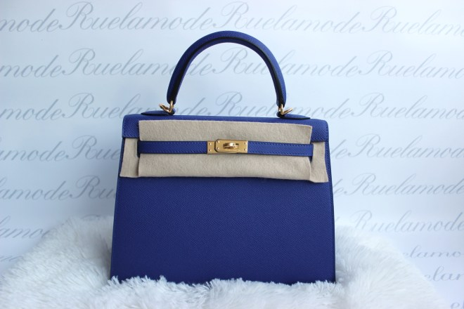 Hermes kelly 25 Blue Electric GHW.JPG