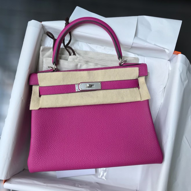 hermes Kelly 28 rose Pourpre PHW .JPG