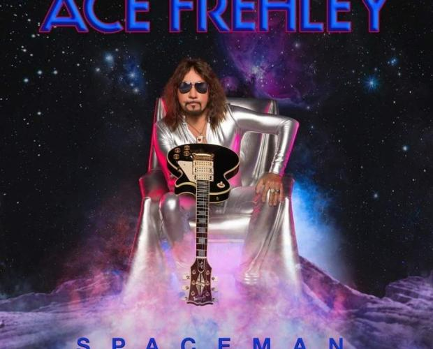 Ace Frehley Spaceman Cover