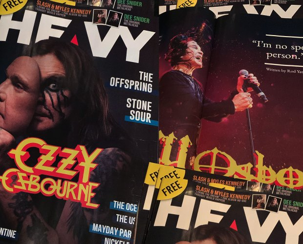 Heavy Magazine