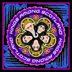 Anthrax: Kings Among Scotland (3xLP)