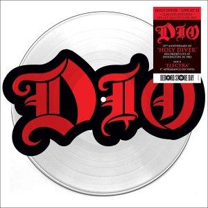 "Dio: Holy Diver/Electra (12"" Die Cut Vinyl)"
