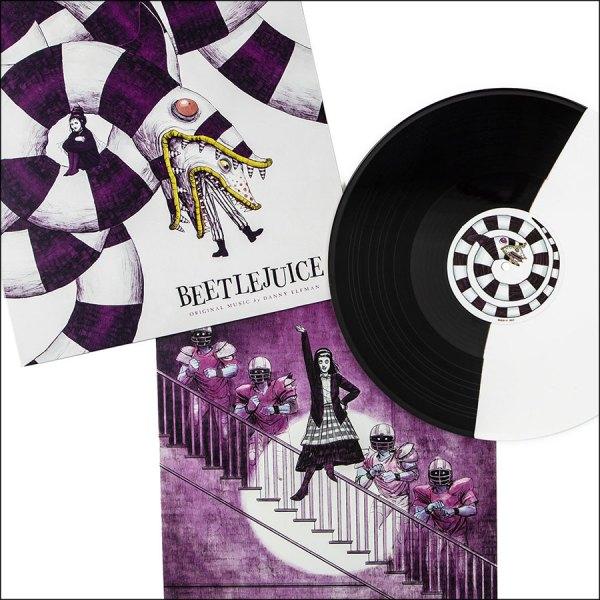 Beetlejuice: Soundtrack (Exclusive Coloured Vinyl)