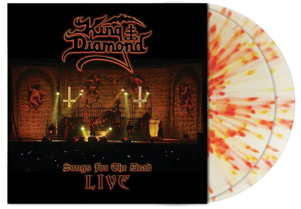 King Diamond: Songs From The Dead Live (LP)