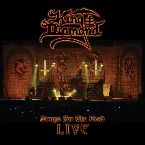 King Diamond Songs For The Dead Live