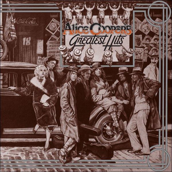 Alice Cooper: Greatest Hits (Coloured Vinyl)
