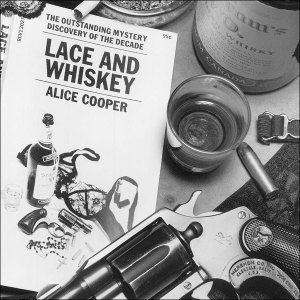 Alice Cooper: Lace And Whiskey (Coloured Vinyl)