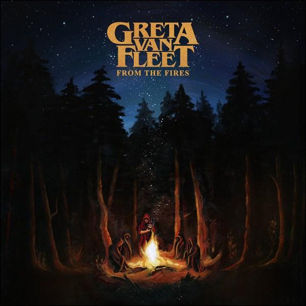 Greta Van Fleet: From The Fires (Purple Vinyl)