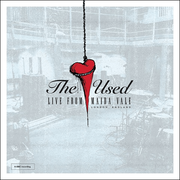 """The Used: The Used Live From Maida Vale (10"""" Colored Vinyl)"""