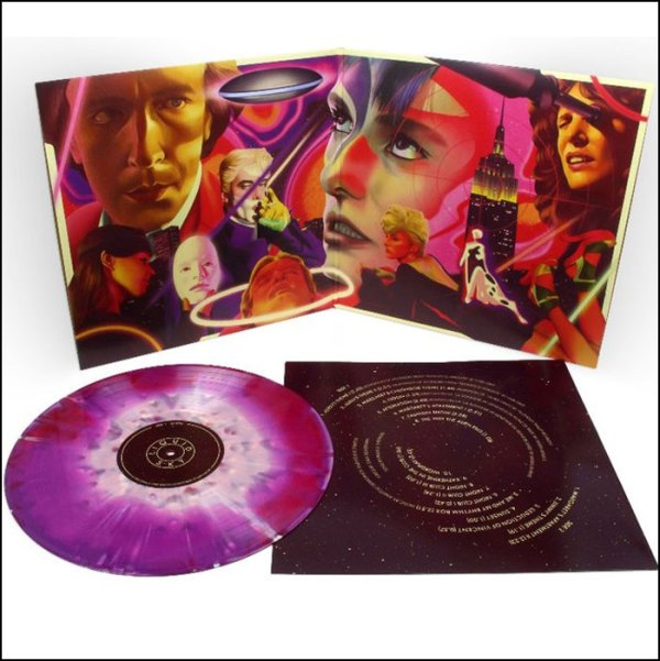 Liquid Sky: KISS (Soundtrack - Coloured Vinyl)
