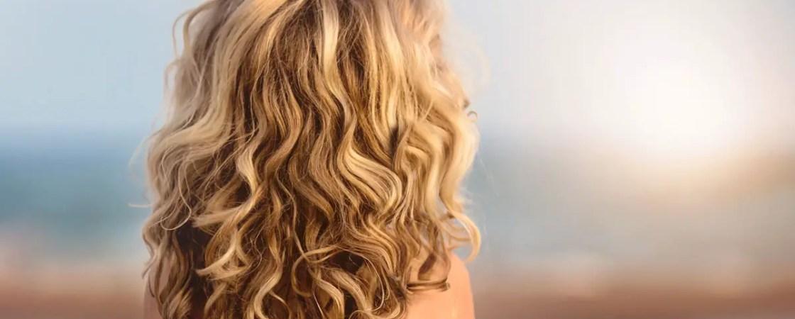 שיער מסולסל