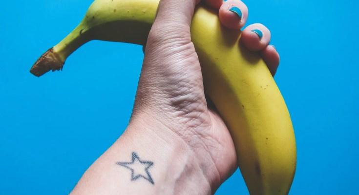 בננה לשיער