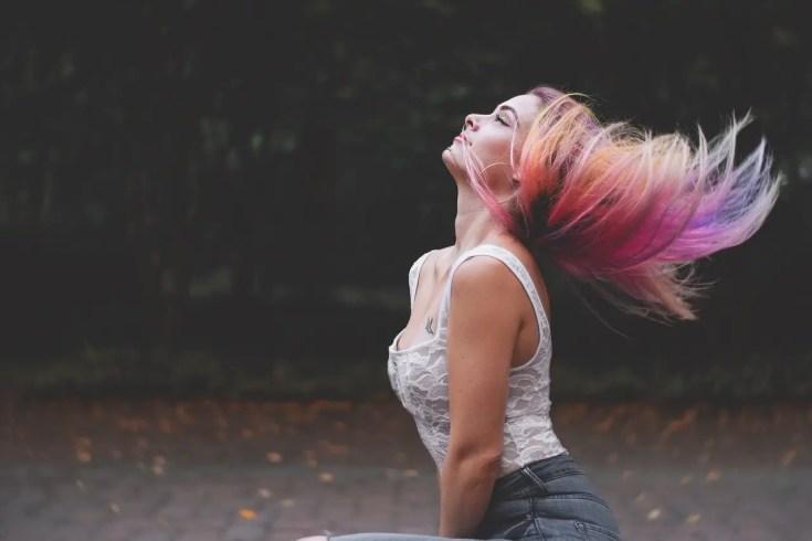 פתרונות לשיער שמנוני