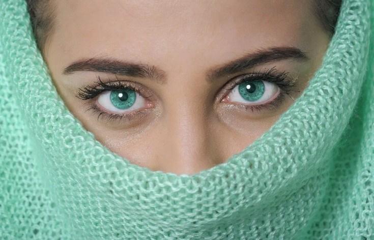 עיניים ירוקות